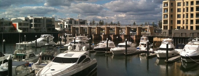 Marina Pier is one of Top 10 places to try this season.