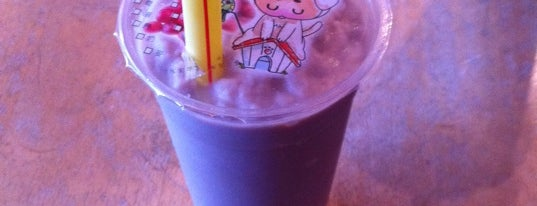 The International Boba House & Internet Cafe is one of Yay food!.