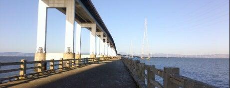 San Mateo Bridge is one of Bridges of the Bay Area.