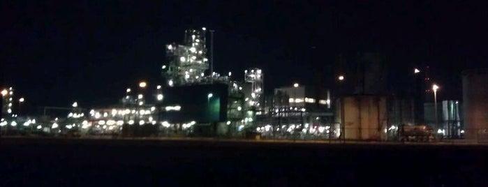 Shell Nederland Raffinaderij is one of Shell Tankstations.