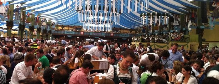 Ochsenbraterei is one of Oktoberfest all big tents todo list.