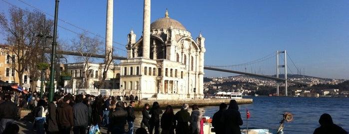 Ortaköy Meydanı is one of Denemeden geçmeyin! ;).