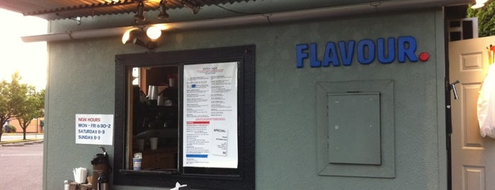 Flavour Spot - Lombard is one of Vegan Portland.