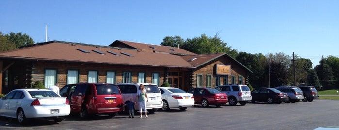 Log Cabin Family Restaurant is one of RIT Bucket List.