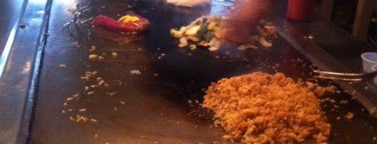 Tokyo Japanese Steakhouse is one of PHCC foods.