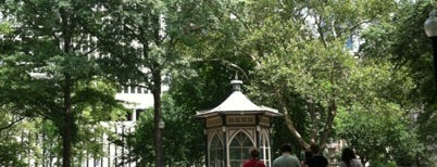 Rittenhouse Square is one of Parks-Outdoors.
