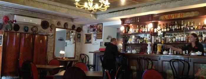 Daily Bar Xavier is one of ресторации.