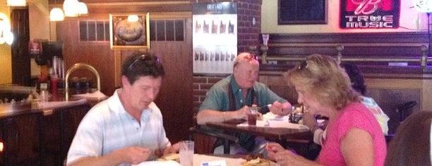 The Olde Harbor Inn is one of Akron Restaurants.
