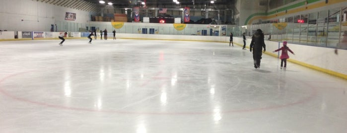 Kendall Ice Arena is one of Miami.