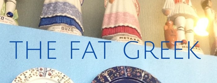 The Fat Greek is one of Great Places to Eat in Vegas!.