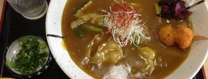 味平 is one of 地域振興 豊橋カレーうどん.