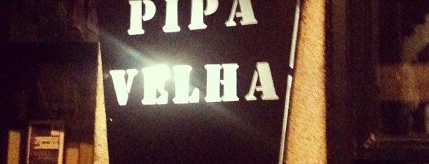 Pipa Velha is one of Porto, Portugal.