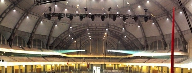 Festhalle is one of European places I've visited..