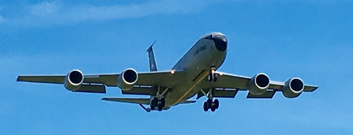 Selfridge Air National Guard Base (MTC) is one of AFBs.
