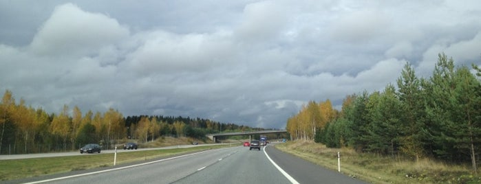 VT3/E12 Hämeenlinnanväylä is one of Moido.