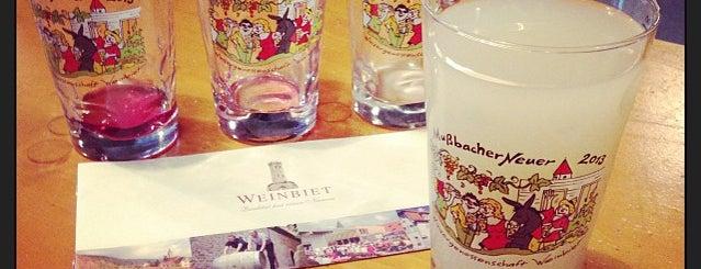 Winzergenossenschaft Weinbiet - Kelterhaus is one of All-time favorites in Germany.