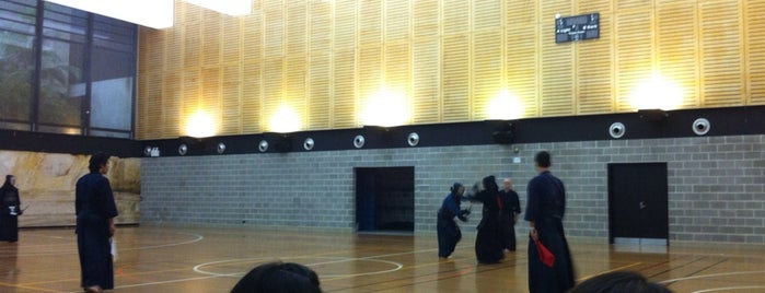 Ross Milbourne Sports Hall (RMSH) is one of Visit UTS.