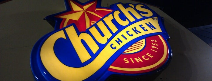 Church's Chicken is one of Must-visit Food in Grand Prairie.