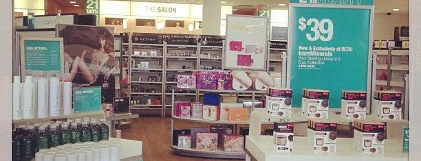 My Favorite Cosmetics Shops