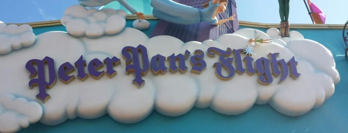 Peter Pan's Flight is one of Magic Kingdom Guide by @bobaycock.