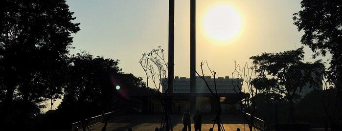 Lapangan Banteng is one of Enjoy Jakarta 2012 #4sqCities.