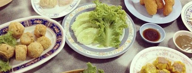 Ran Nak Rong is one of หม่ำๆที่ตรัง.