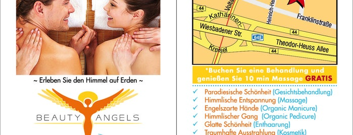 Beauty Angels is one of Frankfurt am Main - Activities.