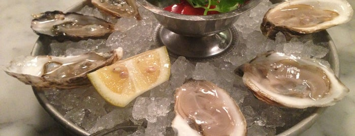 Sotto Mare Oysteria and Seafood Restaurant is one of $1 OYSTERS.
