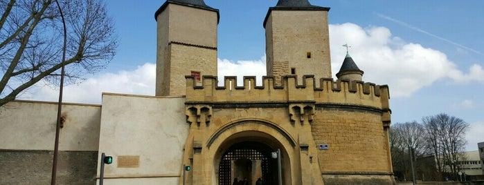 Porte des Allemands is one of Metz.
