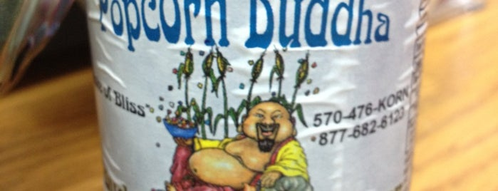 Popcorn Buddha is one of Local stuff to do.