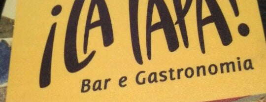 La Tapa! is one of Best Bars in Sao Paulo.