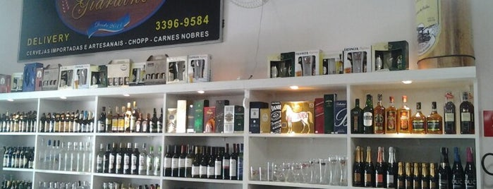 Emporio Giardino - Distribuidora de Bebidas is one of O caminho das Tchelas BH.