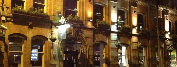 Rain Bar is one of Top 10 favorites places in Manchester, UK.