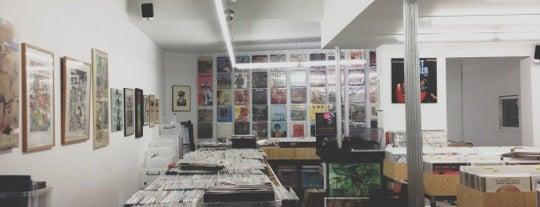 Coffee & Vinyl is one of Coffeebars Antwerpen.