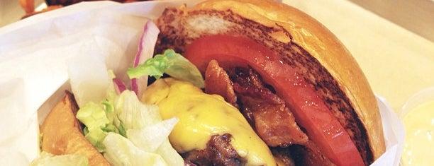 BUILT Custom Burgers is one of LA's Best Hamburgers.