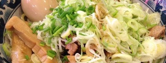麺屋 GOO is one of ラーメン同好会・三河支部.