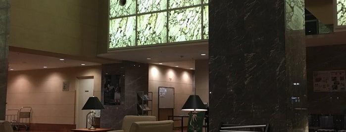 Okura Frontier Hotel Tsukuba Epochal is one of 行った所&行きたい所&行く所.
