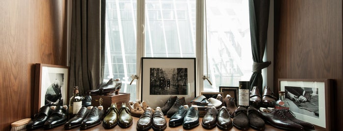 The Armoury - Pedder St is one of my take on hong kong.