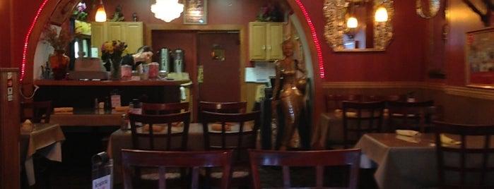 A Taste of Thai is one of Restaurants in Fayetteville.