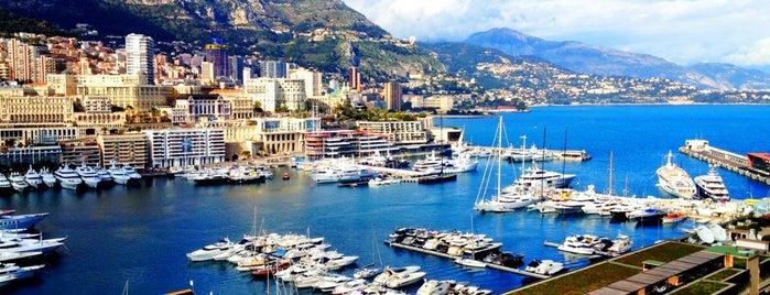 Monaco is one of Места.