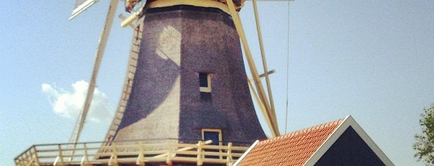 Molen De Hoop (Zeeman) is one of Dutch Mills - North 1/2.