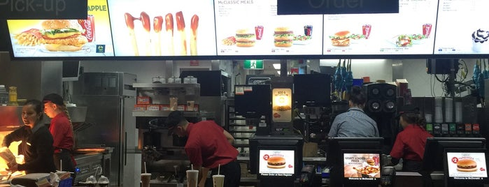 McDonald's is one of Must-visit Fast Food in St Leonards.