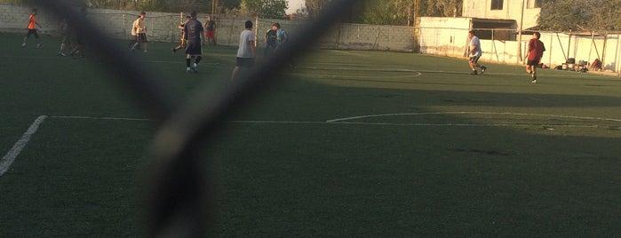 Cancha de Fútbol La Piedad is one of Entretenimiento.