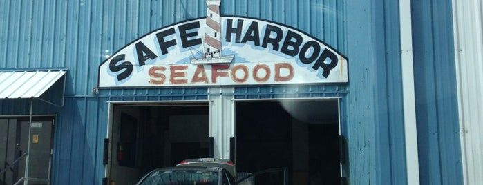 Safe Harbor Seafood Market is one of New Places to Eat.