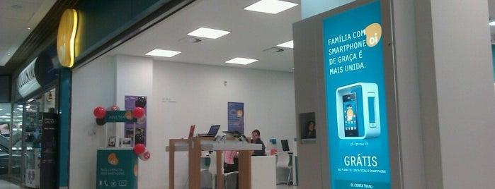 Loja Oi is one of Beiramar Shopping.