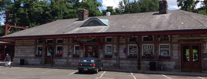NJT - Bernardsville Station (M&E) is one of New Jersey Transit Train Stations.