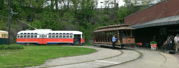 Baltimore Streetcar Museum is one of Museums in Baltimore, MD.