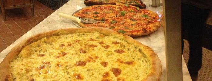 Artichoke Basille's Pizza is one of 510 Area.