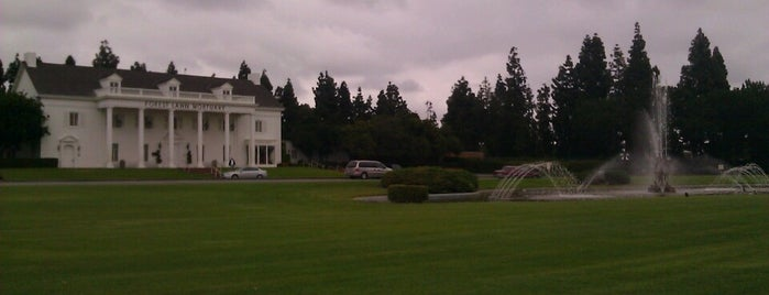 Forest Lawn Cypress is one of Favorite places.
