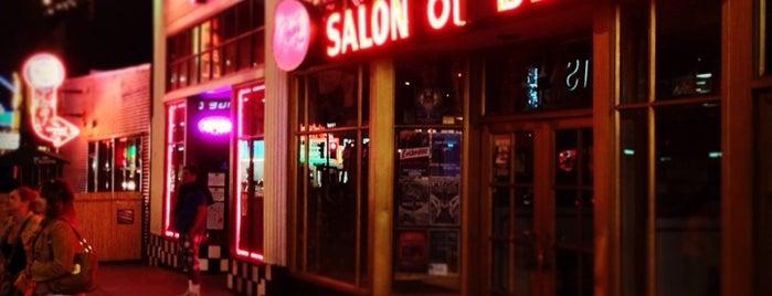 Beauty Bar is one of Las Vegas City Guide.